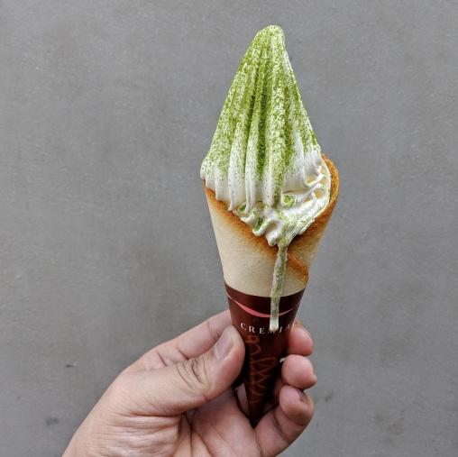 Matcha Creamia