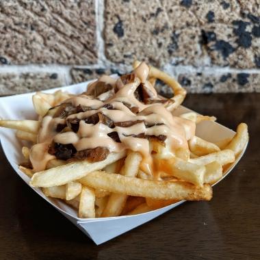 Tiger fries